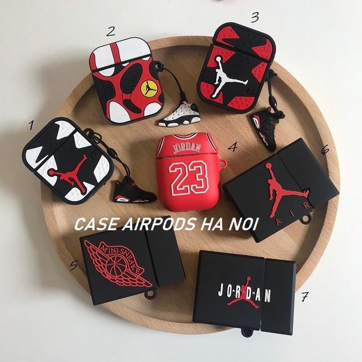 Ốp Airpods 1/2 Jordan-PK548