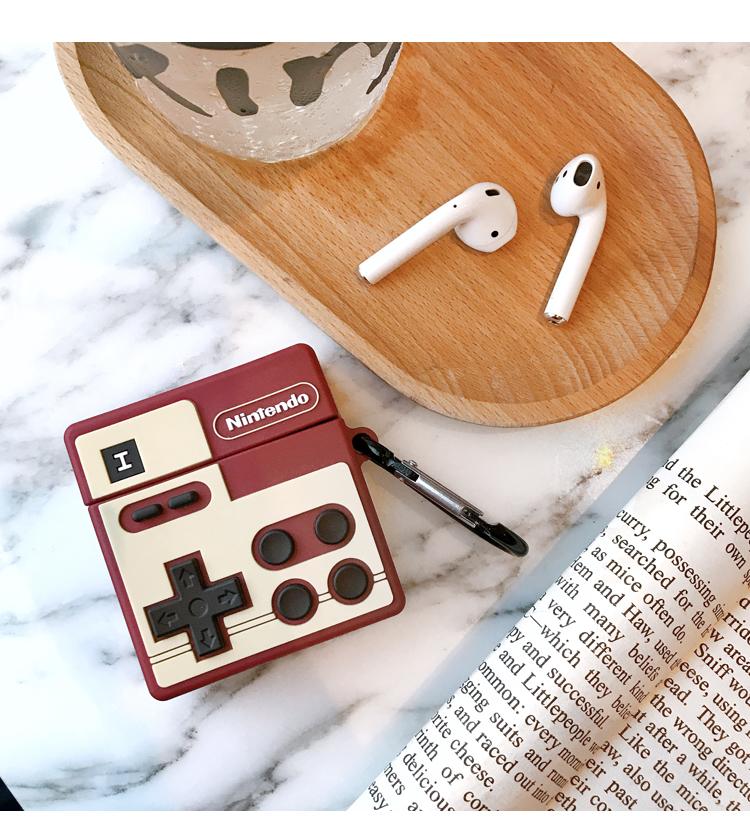 Case Airpods - Ốp Airpods 1/2 - Máy game Nintendo